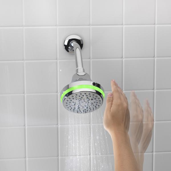 Motion Activated Showerhead
